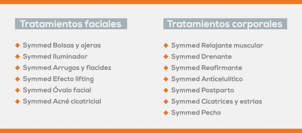 tratamientos de estética facial y corporal